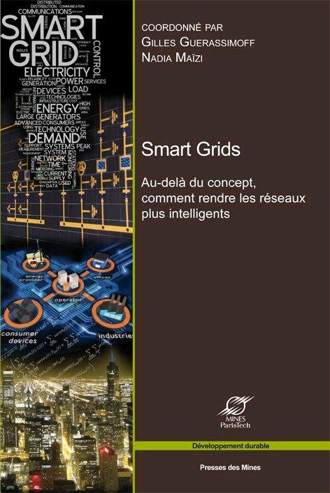 Livre : Smart Grids, au delà du concept comment rendre les réseaux plus intelligents