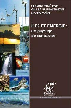 Livre : Iles et énergies, un paysage de contraste