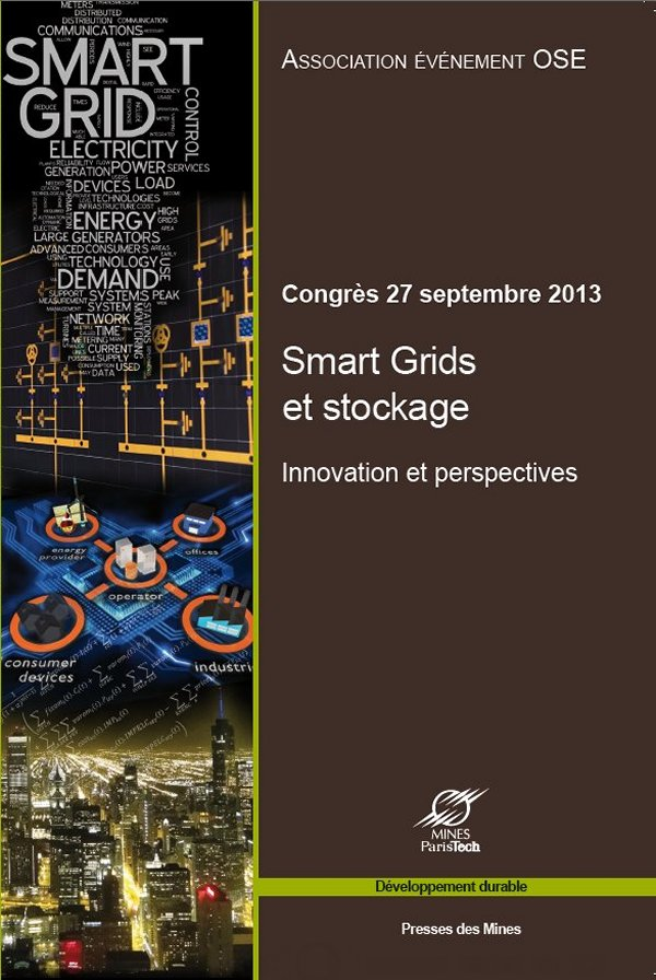 Actes du colloque : Smart Grids et stockage, innovation et perspectives